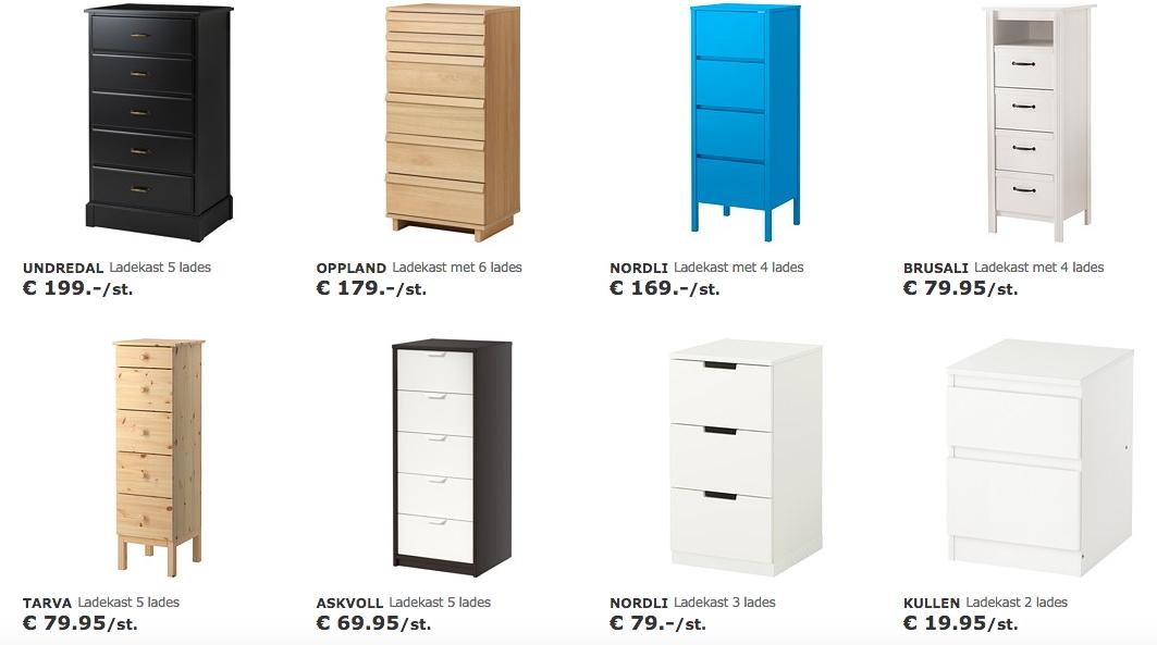 Nordli Ladekast Ikea.The Quest For A Dresser Owen Biesel